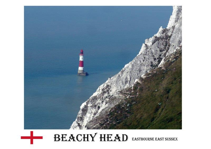 Beachyhead east sussex