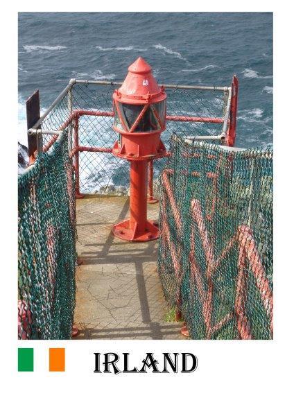 Irland Leuchtturm
