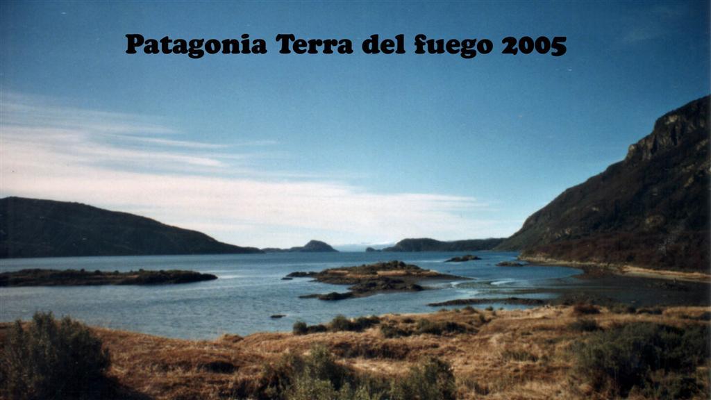 747032-09 Patagonie Terra del fuego Landschaft Pan-American 16x9 (Large)
