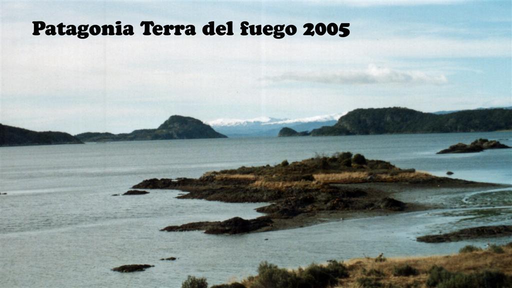 747032-25 Patagonie Terra del fuego Landschaft Pan-American 16x9 (Large)