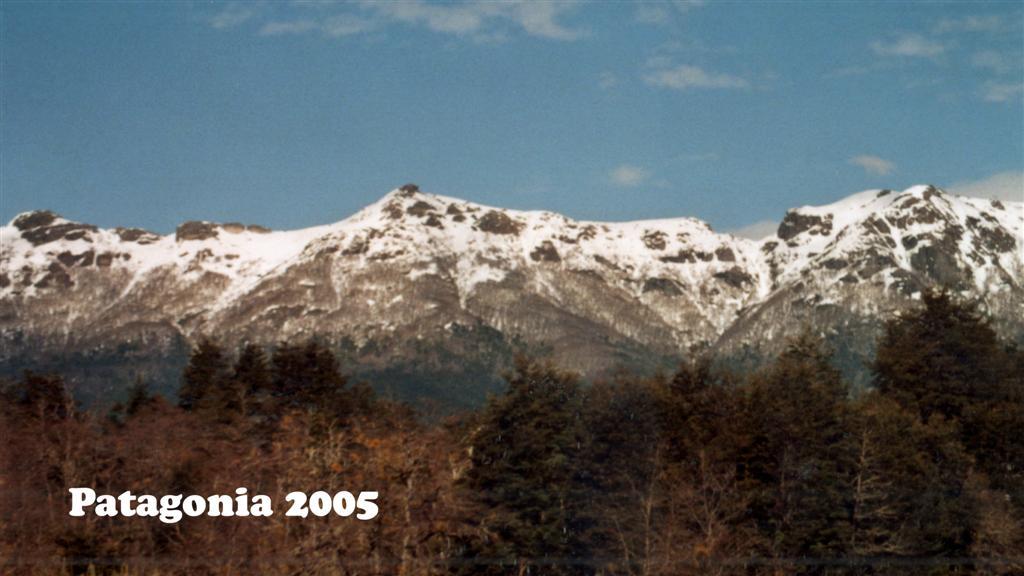 747034-05 Patagonie Landschaft Pan-American 2005 16x9 (Large)